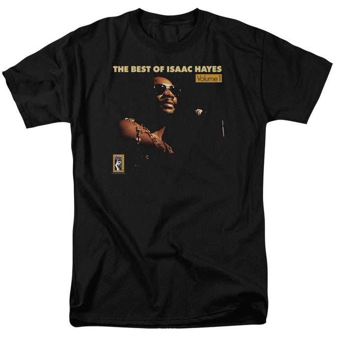 Isaac Hayes - Chain Vest Short Sleeve Adult 18/1 Tee - Special Holiday Gift