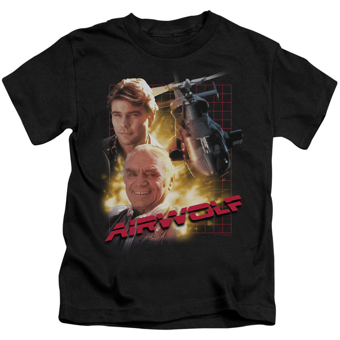 Airwolf - Airwolf Short Sleeve Juvenile 18/1 Tee - Special Holiday Gift