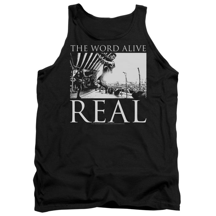 The Word Alive - Live Shot Adult Tank - Special Holiday Gift