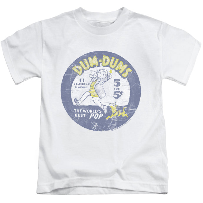 Dum Dums - Pop Parade Short Sleeve Juvenile 18/1 Tee - Special Holiday Gift