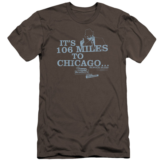 Blues Brothers - Chicago Premium Canvas Adult Slim Fit 30/1 - Special Holiday Gift