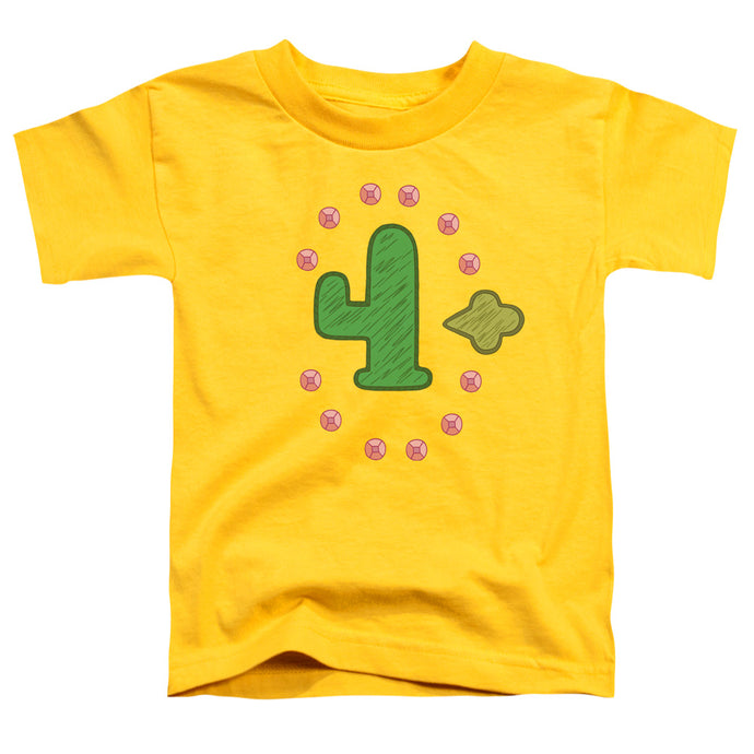 Clarence - Freedom Cactus Short Sleeve Toddler Tee - Special Holiday Gift