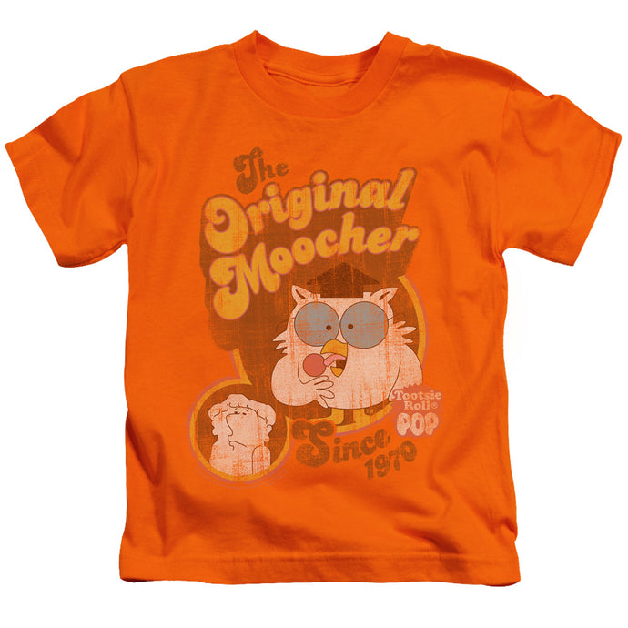 Tootsie Roll - Original Moocher Short Sleeve Juvenile 18/1 Tee - Special Holiday Gift