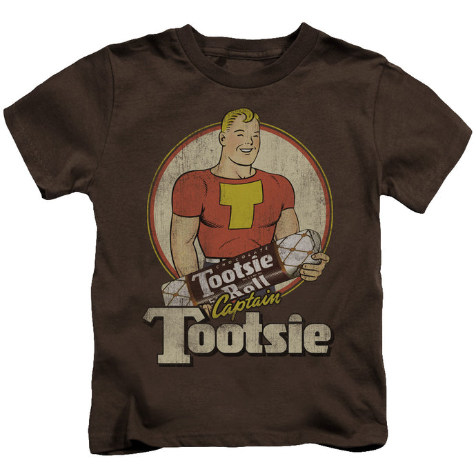 Tootsie Roll - Captain Tootsie Short Sleeve Juvenile 18/1 Tee - Special Holiday Gift