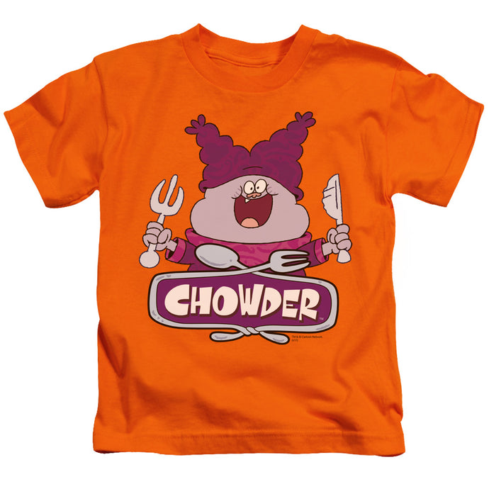 Chowder - Logo Short Sleeve Juvenile 18/1 Tee - Special Holiday Gift