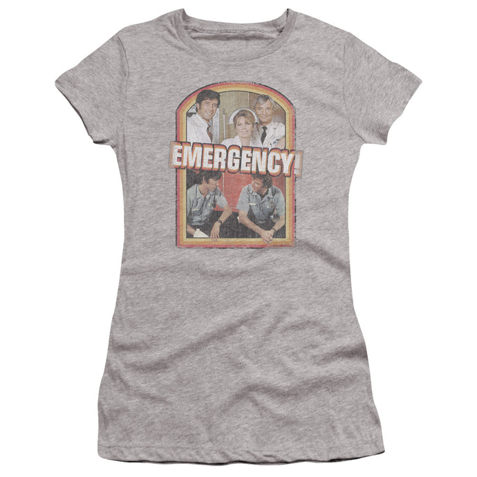 Emergency - Retro Cast Premium Bella Junior Sheer Jersey - Special Holiday Gift