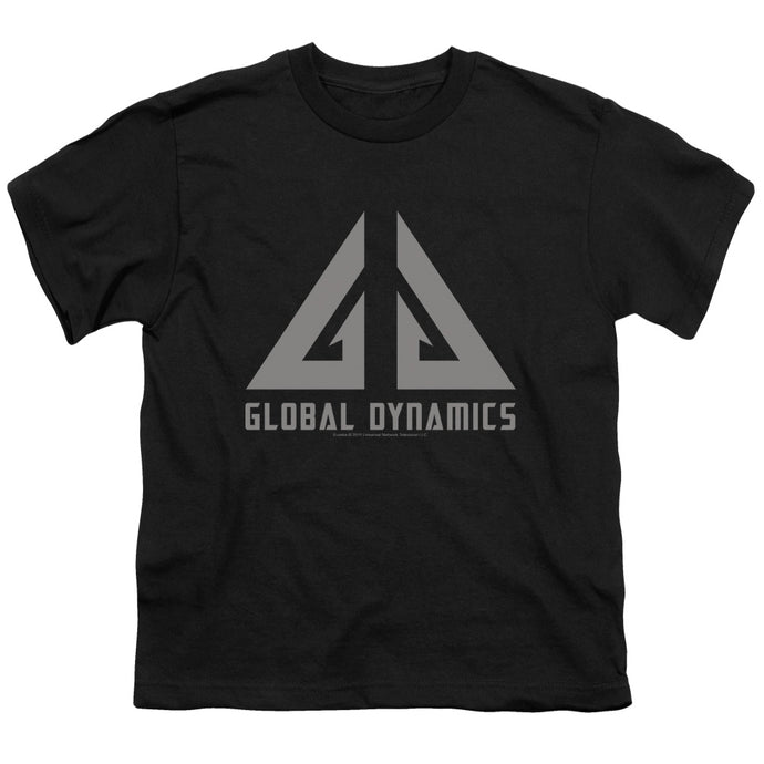 Eureka - Global Dynamics Logo Short Sleeve Youth 18/1 Tee - Special Holiday Gift
