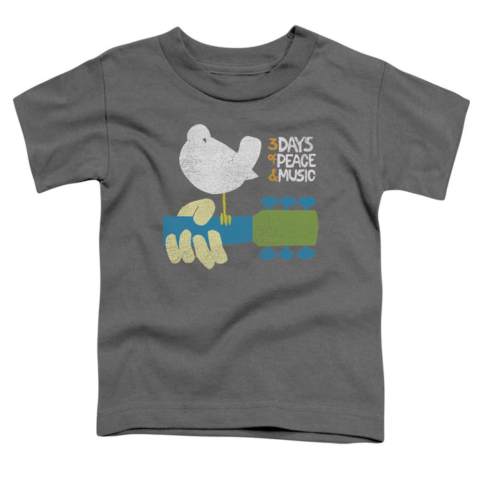 Woodstock - Perched Short Sleeve Toddler Tee - Special Holiday Gift