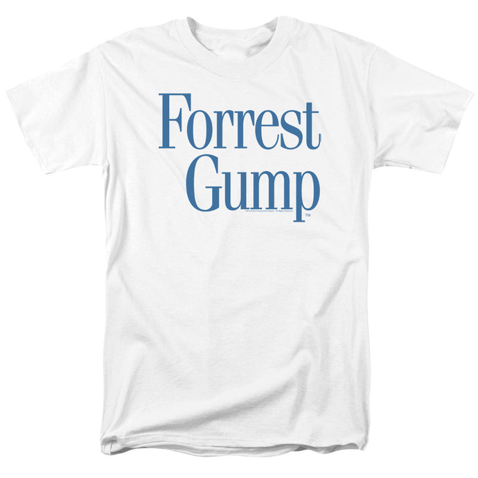 Forrest Gump - Logo Short Sleeve Adult 18/1 Tee - Special Holiday Gift