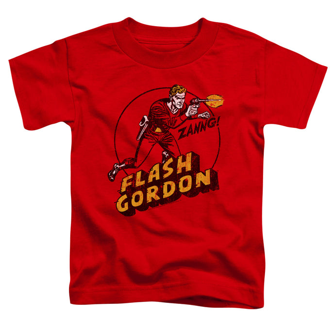 Flash Gordon - Zang Short Sleeve Toddler Tee - Special Holiday Gift