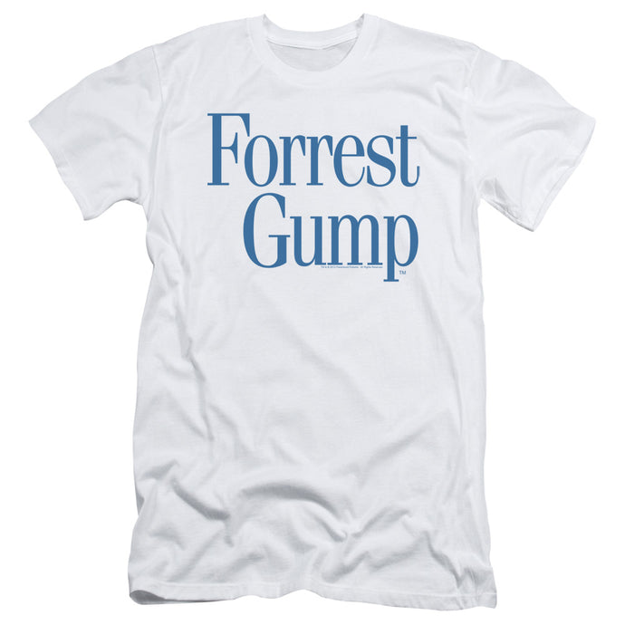 Forrest Gump - Logo Short Sleeve Adult 30/1 Tee - Special Holiday Gift