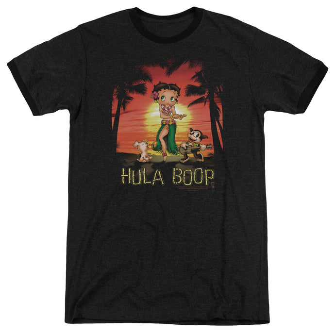 Betty Boop - Hulaboop Adult Heather - Special Holiday Gift