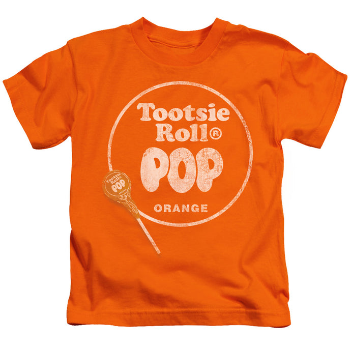 Tootsie Roll - Pop Logo Short Sleeve Juvenile 18/1 Tee - Special Holiday Gift