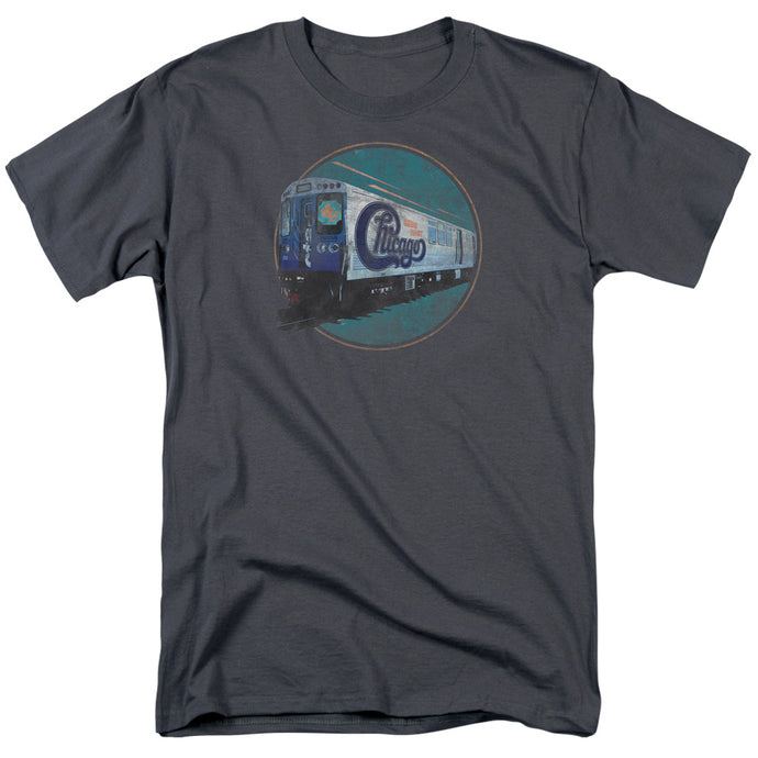 Chicago - The Rail Short Sleeve Adult 18/1 Tee - Special Holiday Gift