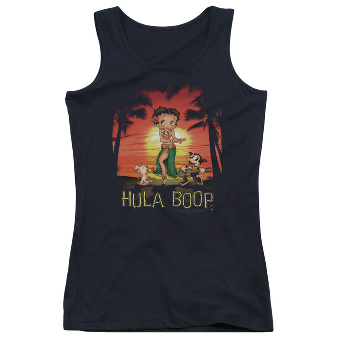 Betty Boop - Hulaboop Juniors Tank Top - Special Holiday Gift