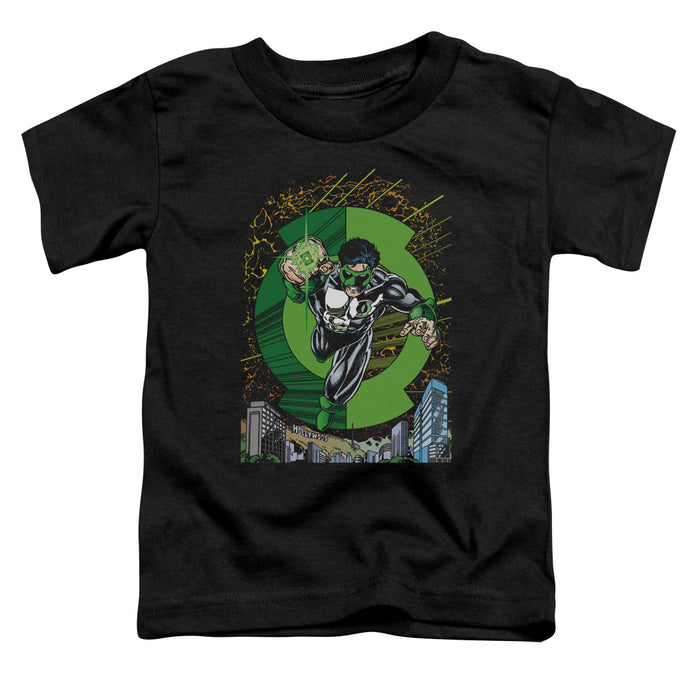 Green Lantern - Gl #51 Cover Short Sleeve Toddler Tee - Special Holiday Gift