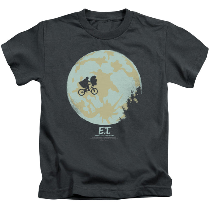 Et - In The Moon Short Sleeve Juvenile 18/1 Tee - Special Holiday Gift