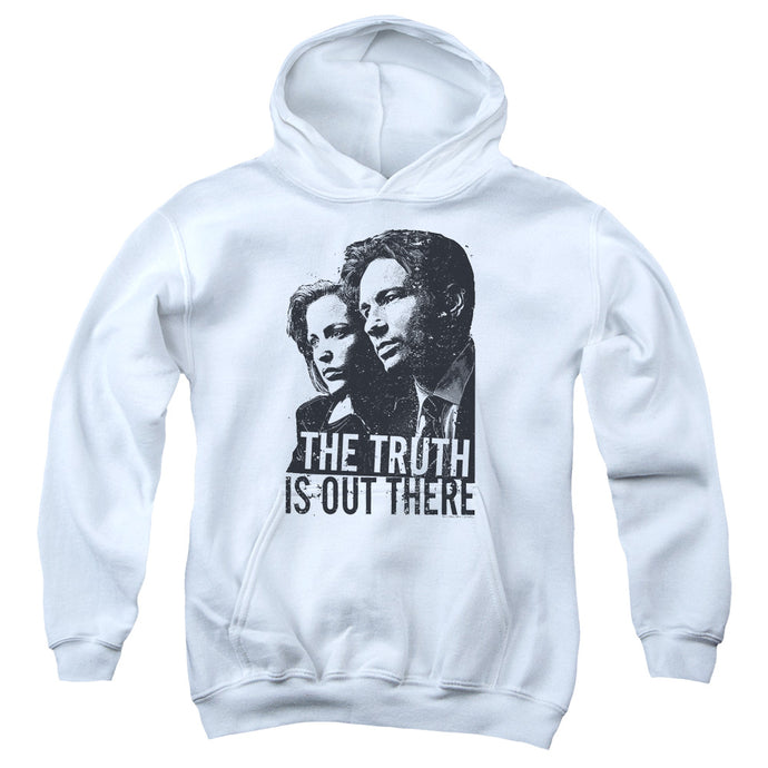 X Files - Truth Youth Pull Over Hoodie - Special Holiday Gift