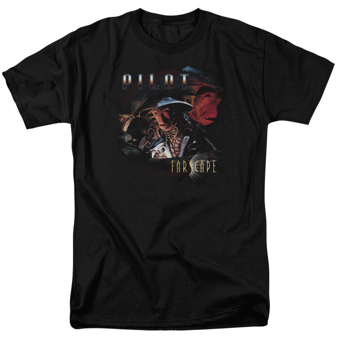 Farscape - Pilot Short Sleeve Adult 18/1 Tee - Special Holiday Gift