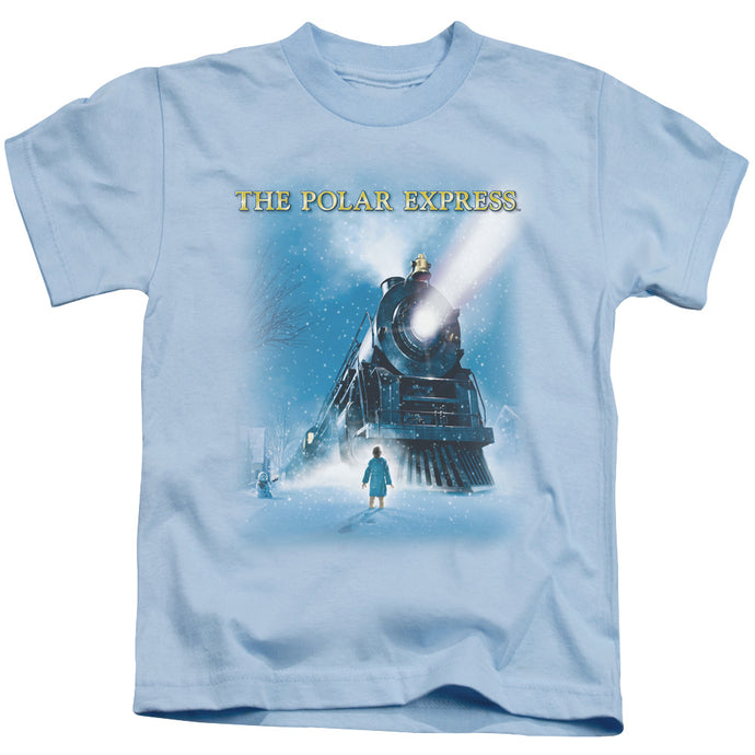 Polar Express - Big Train Short Sleeve Juvenile 18/1 Tee - Special Holiday Gift