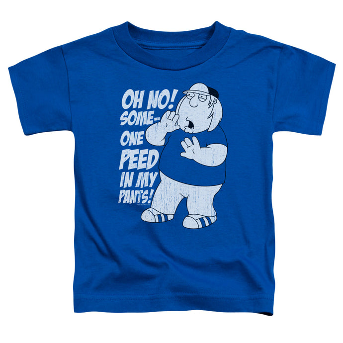 Family Guy - In My Pants Short Sleeve Toddler Tee - Special Holiday Gift