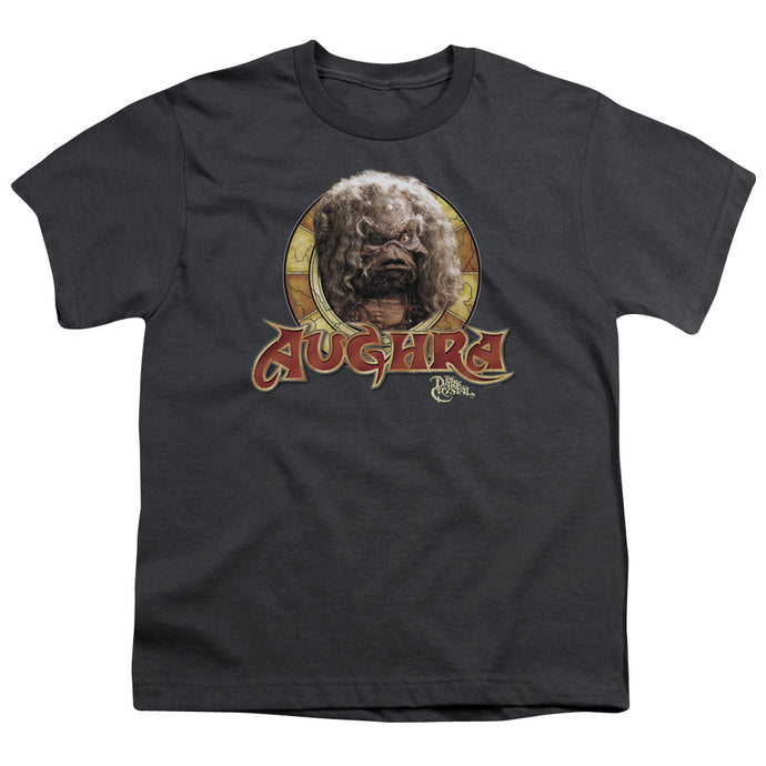 Dark Crystal - Aughra Circle Short Sleeve Youth 18/1 Tee - Special Holiday Gift