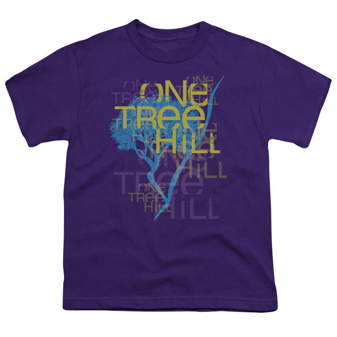 One Tree Hill - Title Short Sleeve Youth 18/1 Tee - Special Holiday Gift