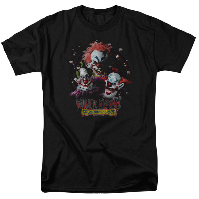 Killer Klowns From Outer Space - Killer Klowns Short Sleeve Adult 18/1 Tee - Special Holiday Gift