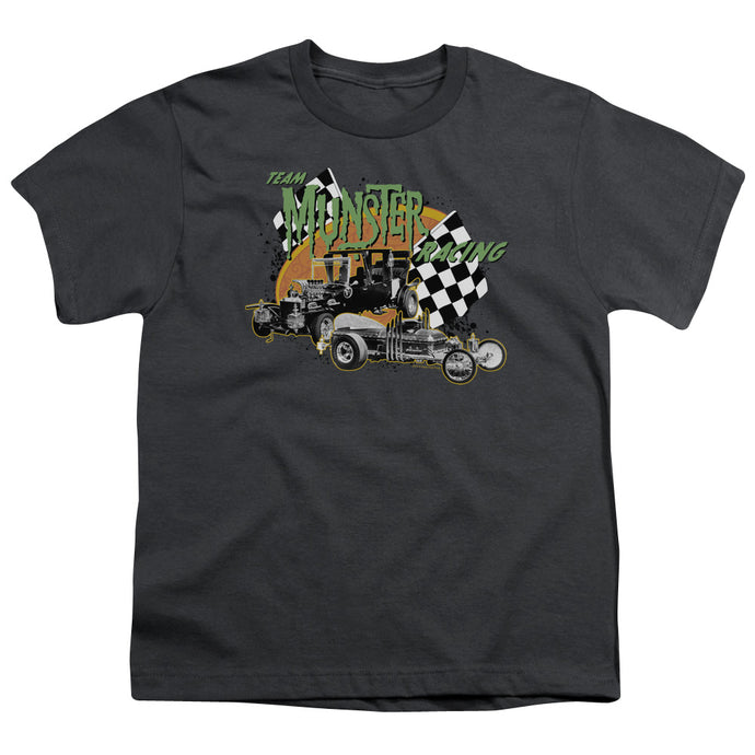 The Munsters - Munster Racing Short Sleeve Youth 18/1 Tee - Special Holiday Gift