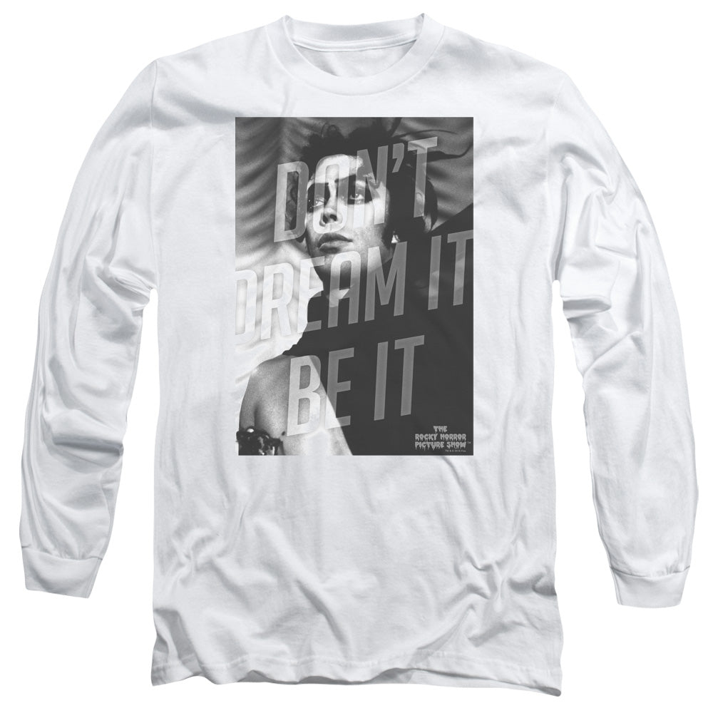 Rocky Horror Picture Show - Be It Long Sleeve Adult 18/1 Tee - Special Holiday Gift