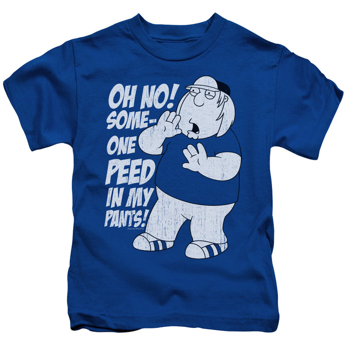 Family Guy - In My Pants Short Sleeve Juvenile 18/1 Tee - Special Holiday Gift