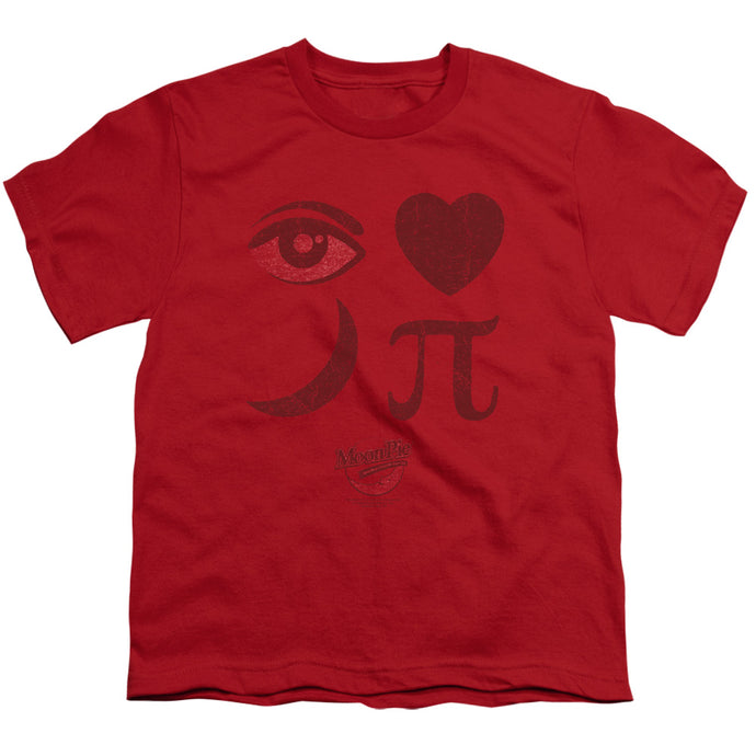 Moon Pie - Eye Pie Short Sleeve Youth 18/1 Tee - Special Holiday Gift
