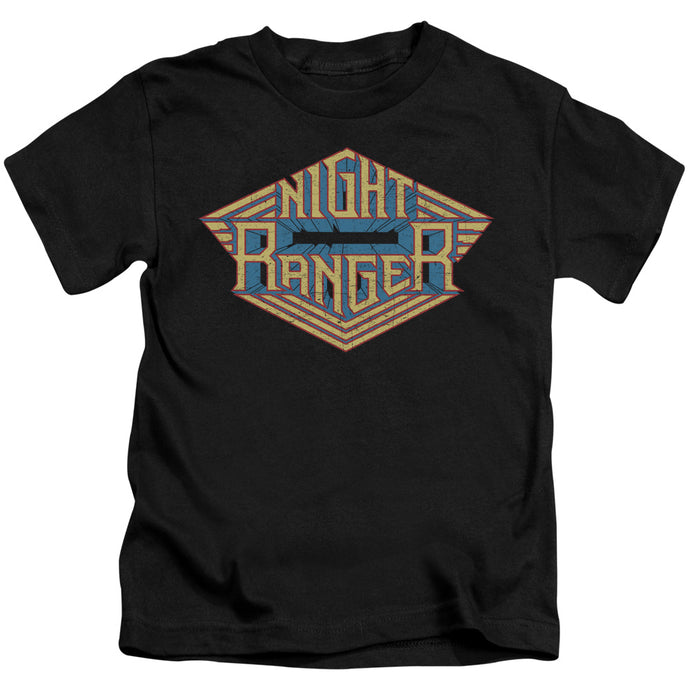Night Ranger - Logo Short Sleeve Juvenile 18/1 Tee - Special Holiday Gift