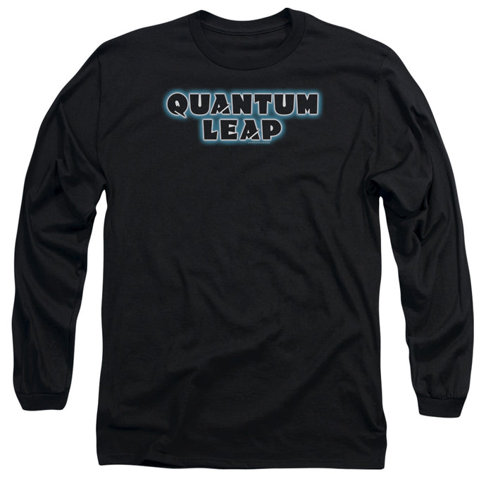 Quantum Leap - Logo Long Sleeve Adult 18/1 Tee - Special Holiday Gift