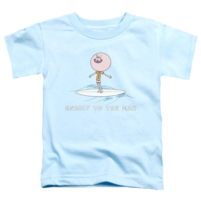 Regular Show - Gnarly Short Sleeve Toddler Tee - Special Holiday Gift