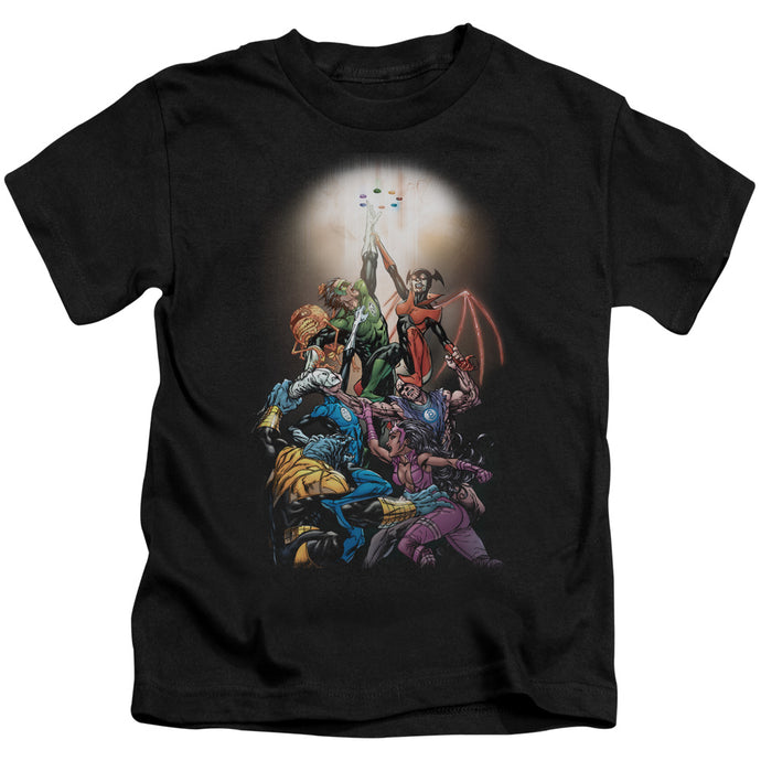 Green Lantern - Gl New Guardians #1 Short Sleeve Juvenile 18/1 Tee - Special Holiday Gift