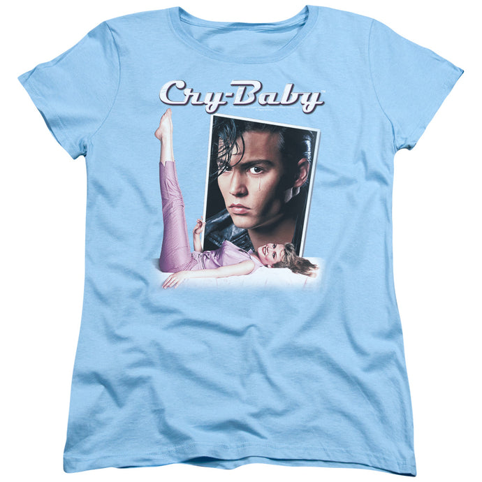 Cry Baby - Title Short Sleeve Women's Tee - Special Holiday Gift