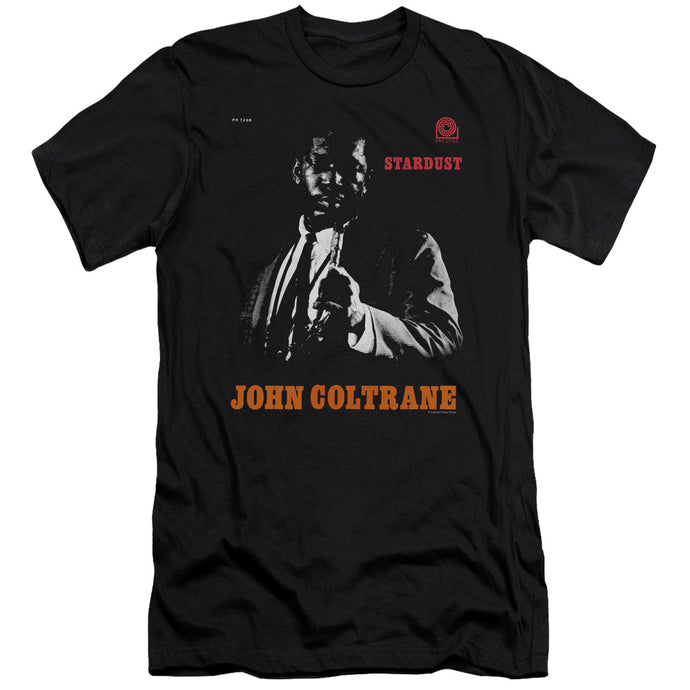 John Coltrane - Coltrane Short Sleeve Adult 30/1 Tee - Special Holiday Gift