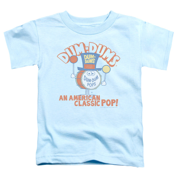 Dum Dums - Classic Pop Short Sleeve Toddler Tee - Special Holiday Gift