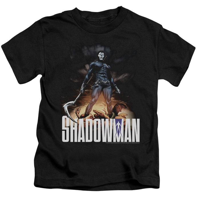 Shadowman - Shadow Victory Short Sleeve Juvenile 18/1 Tee - Special Holiday Gift