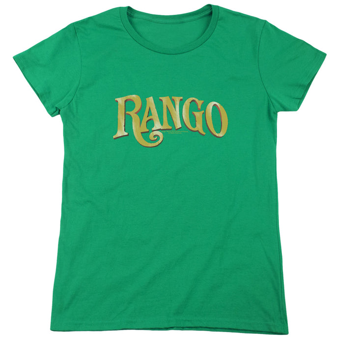 Rango - Logo Short Sleeve Women's Tee - Special Holiday Gift