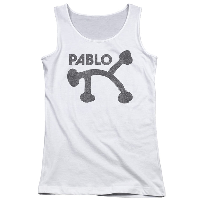 Pablo - Retro Pablo Juniors Tank Top - Special Holiday Gift
