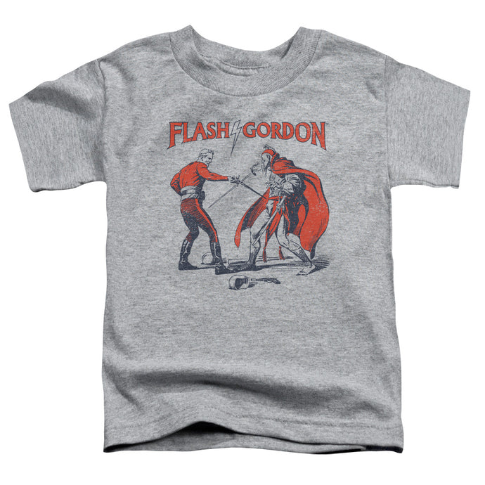 Flash Gordon - Duel Short Sleeve Toddler Tee - Special Holiday Gift
