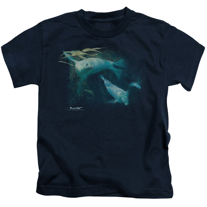 Wildlife - Kelp Patrol Short Sleeve Juvenile 18/1 Tee - Special Holiday Gift