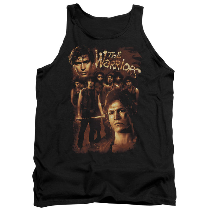Warriors - 9 Warriors Adult Tank - Special Holiday Gift