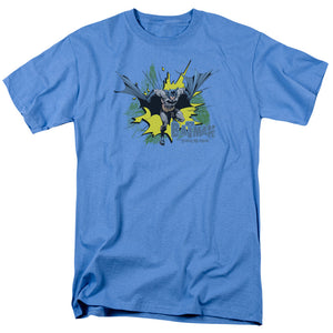 Batman - City Splash Short Sleeve Adult 18/1 Tee - Special Holiday Gift