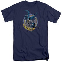 Batman - In The Crosshairs Short Sleeve Adult Tall Tee - Special Holiday Gift