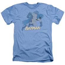 Batman - Running Retro Adult Heather - Special Holiday Gift