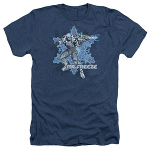 Batman - Mr Freeze Adult Heather - Special Holiday Gift