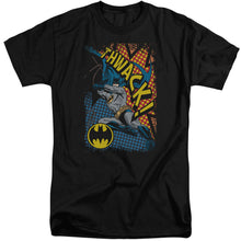 Batman - Thwack Short Sleeve Adult Tall Tee - Special Holiday Gift